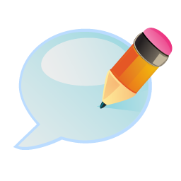 Comment Write Ultimate 16px Icon Gallery